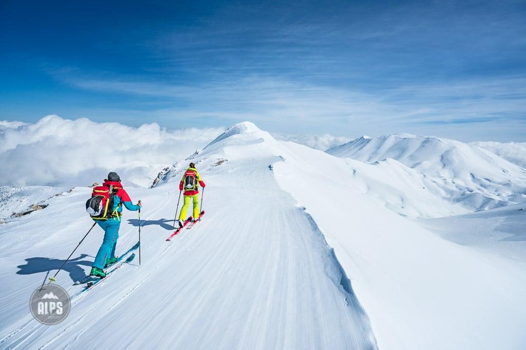 Ski Touring In Crete